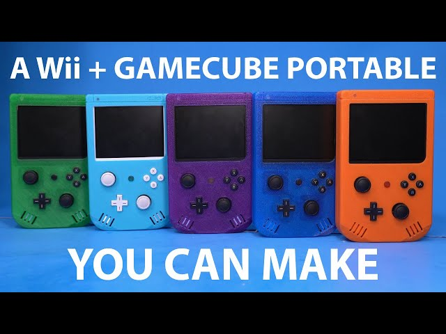 Build Your Own Portable Wii With The G Boy Kit Tom S Hardware