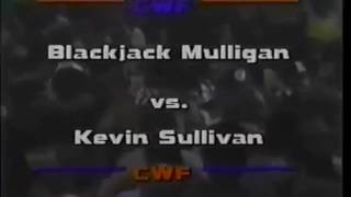 Kevin Sullivan vs Blackjack Mulligan - Hangmans Noose