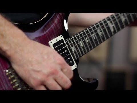 Simon McBride ripping it up on the Sonzera 50 | PRS Guitars