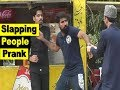 World's Best Slapping  Prank | Allama Pranks  | Lahore TV | Pakistan | India | USA | UK | UAE | KSA