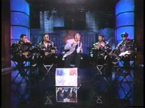 Jodeci Diary of a Mad Band interview on Arsenio Hall