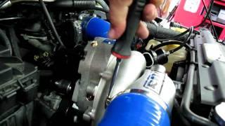 RIPP JK Supercharger Safari Snorkel Kit Dyno