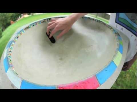 Crazyleg Pool Sesh