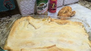 Super Easy Chicken Pot Pie With Beazell's Cajun Seasoning