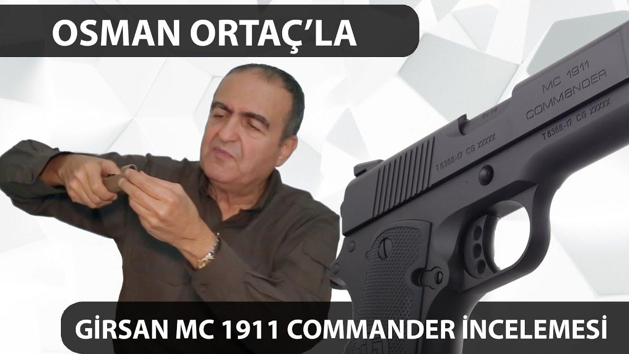 MC 1911 COMMANDER İNCELEME