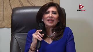 Tere Cazola en MastersYucatán Teleplay