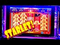 WE ARE ALL STARLETS WITH DREAMS!! * VLR FINDS HIS CAMERA!! - Las Vegas Casino Slot Machine Bonus Win