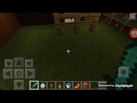 Conhecendo minha casa minecraft
