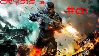Crysis 3 Gameplay ITA Prima ora di gioco Parte 1 di 3 L
