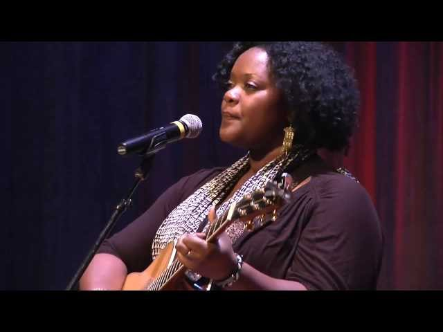 Music is Medicine: Kyshona Armstrong at TEDxGreenville