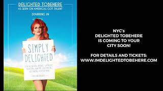 Simply Delighted! starring Delighted Tobehere