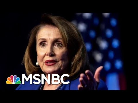Nancy Pelosi: 'I'm Not For Impeachment. This Is News.' | MTP Daily | MSNBC