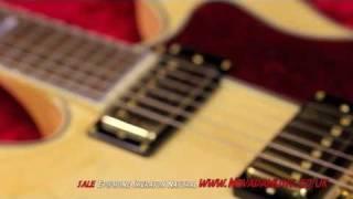 Epiphone Sheraton Natural - Nevada Music UK Guitar