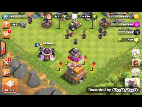 Clash Of Clans Account giveaway! FOR FREE!