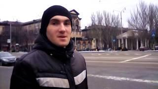 Саша Рэпчик в Запорожье