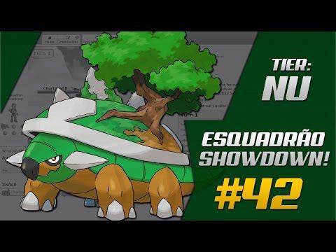 Esquadrão Showdown #42 | Smogon NU