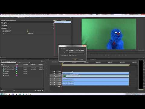 Premiere Pro CS6 Techniques: 97 Track Matte Key