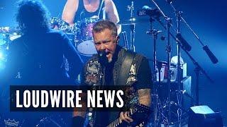 Metallica To Rock the 2017 Grammy Awards