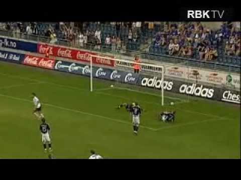 Rosenborg Topp 5 Årets Mål 2006