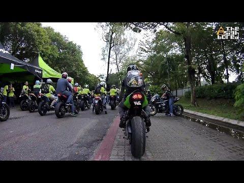 2016 MotoGP Kawasaki convoy