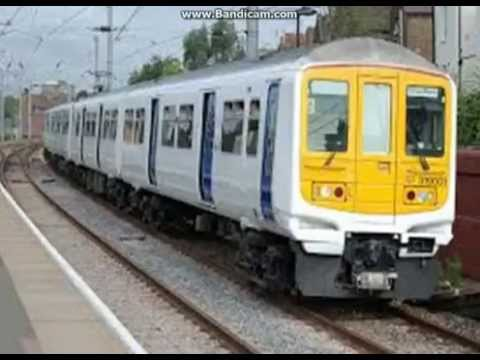 Thameslink and Great Northern arriving