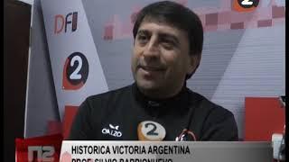 GRAN VICTORIA DEL BASQUETBOL ARGENTINO