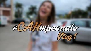 #CAHmpeonato 1 | Campeonato Catarinense de Patinação Artística 2015, 1ª fase