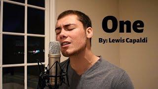 One - Lewis Capaldi(Brae Cruz cover)