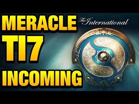Meracle- TI7 Confirmed - finalize the SEA Regional Bracket Dota 2