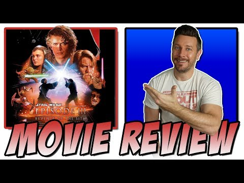 star-wars:-revenge-of-the-sith---movie-review-(the-skywalker-saga-reviews)