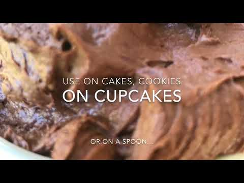 Easy Chocolate Fudge Frosting - How To Make Chocolate Fudge Frosting