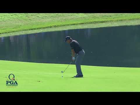 Kevin Kisner: 2017 PGA Championship Round Two Recap