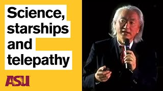 Dr. Michio Kaku: SCI FI or SCI FACT Lecture PART 3