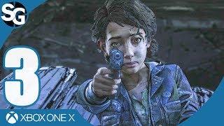 The Walking Dead: The Final Season Episode 4 Alternative Walkthrough Gameplay | Part 3