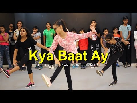 Kya Baat Ay Dance