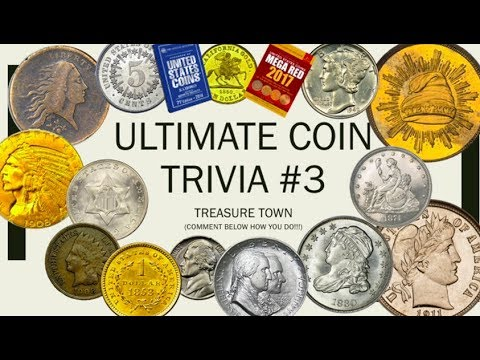 Ultimate Coin Trivia #3 | U.S. Coin Information Quiz