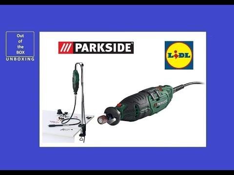 Parkside multi grinder pfbs 160 b2 doovi for Levigatrice a penna multifunzione parkside