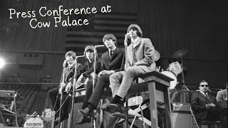 San Francisco (1965 Interview) - The Beatles [Eng/Spa Subtitles]