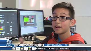 Leaders in Learning: Young students cultivate learning through animation