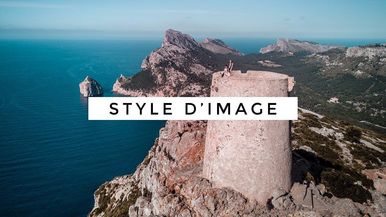 Quel STYLE D'IMAGE choisir ? • DJI Mavic Pro