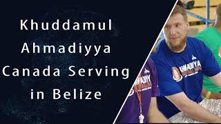 Ahmadiyyat in Belize - Promo