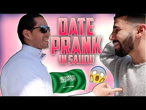 DATE PRANK IN SAUDI ARABIA!!