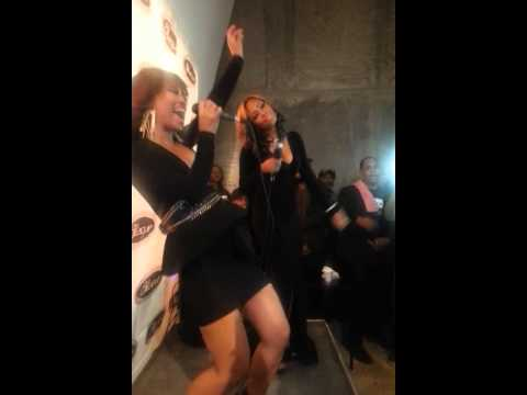 Blaque performance at the Birthday Celebration of