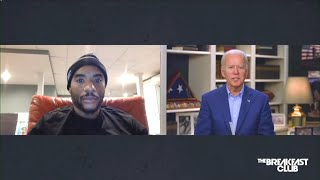 Joe Biden apologises after saying black voters considering Donald Trump 'ain't black'