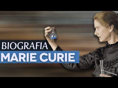 A BIOGRAFIA DE MARIE CURIE | Luiz Hendrix