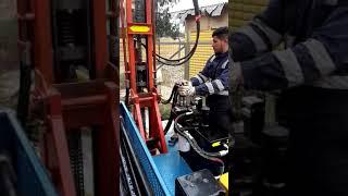 Perforadoras LOBOS Equipo w9000