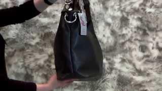 Мягкая матовая модель Dark Brown от Стиль лайн(Мягкая, объемная и легкая сумка - шоппер. ОПТ - http://styleline-opt.com/zhenskie-sumki-optom-ves-assortiment-fabriki/485-sumki-zhenskie.html изготовлен..., 2015-12-01T11:50:41.000Z)