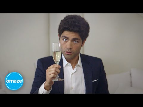 Adrian Grenier Wants You To Join His Entourage