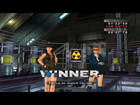 [ DEAD OR ALIVE 3 ] Tag Time Attack with Kasumi (Cos.5 Tail) and Leifang (Cos.2)