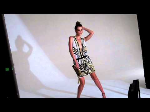 Angela Lindvall: Behind the Scenes